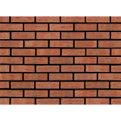 KINGSCOURT CRIMSON RED MULTI BRICK 65MM