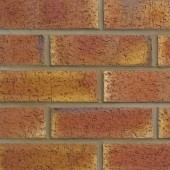FORTERRA (HANSON) CLAUGHTON LAGGAN MIXTURE BRICK 65mm