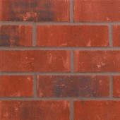 FORTERRA (HANSON) KIRTON LINDUM COTTAGE RED MULTI BRICK