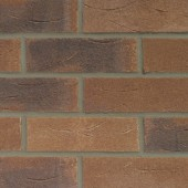 FORTERRA (HANSON) DESFORD OLD ENGLISH RUSSETT BRICK 65mm