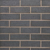WIENERBERGER / BAGGERIDGE K203 STAFFS BLUE DRAGFACED BRICK 65mm