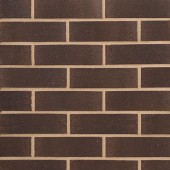 SWARLAND (denton) BLACK SANDFACED BRICK 65mm