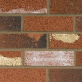 FORTERRA (HANSON) CLAUGHTON VICTORIAN MIXTURE BRICK 65mm