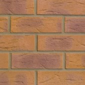 FORTERRA (HANSON) KIRTON VILLAGE HONEY GOLD BRICK 65mm