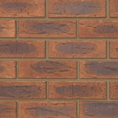 IBSTOCK A2426A WELBECK AUTUMN ANTIQUE BRICK 65mm