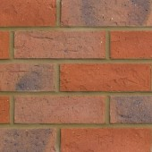 FORTERRA (HANSON) DESFORD WORCESTER RED MULTI BRICK 65mm