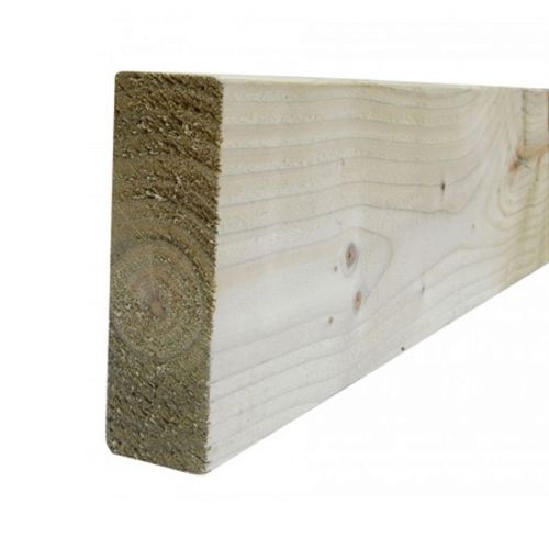 SAWN TANALISED TIMBER 200 x 47mm 4800mm C24 EASED EDGE 70% PEFC CERTIFIED SA-PEFC/COC-002262