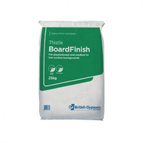 GYPSUM BOARD FINISH THISTLE PLASTER BAG 25kg