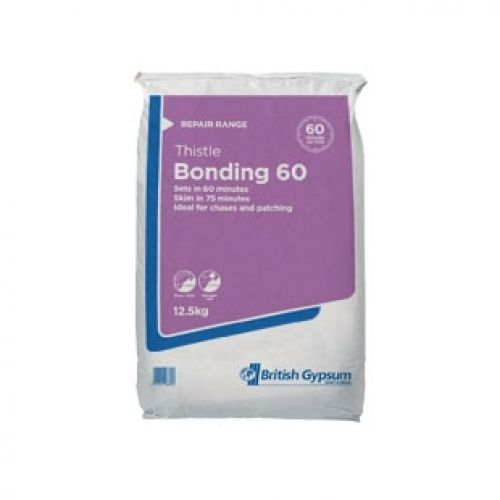 GYPSUM THISTLE BONDING PLASTER BAG 25kg ( CARLITE )