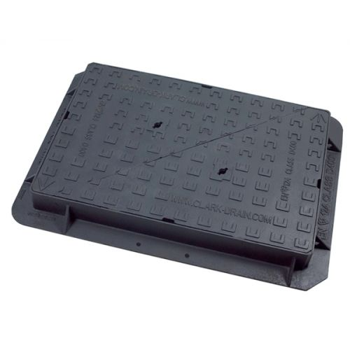 DUCT IRON COVER D400 900 x 600 x 100mm CD752HKMD