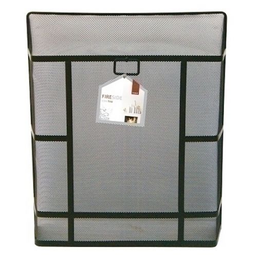 "24 x 21"" HEAVY DUTY LARGE RECTANGULAR FIRE GUARD DEV735 GUD048735"