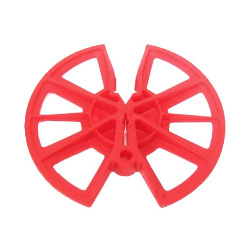 RED INSULATION RETAINING CLIP PER BAG OF 250 SSCD