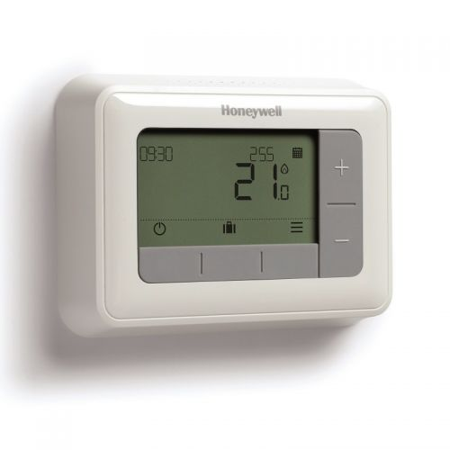 HONEYWELL T4H110A1021 T4 PROGRAMMABLE THERMOSTAT