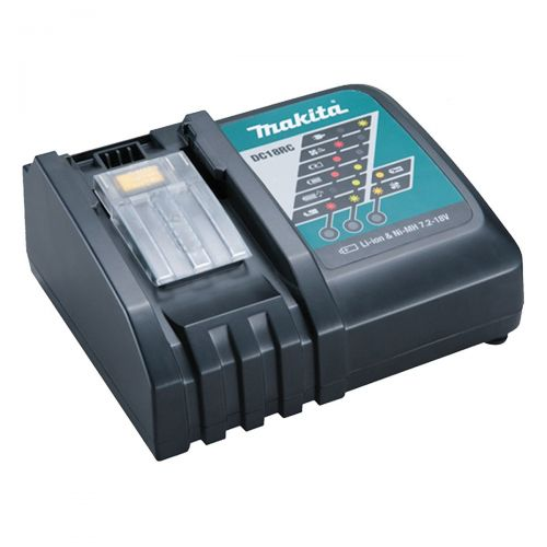 MAKITA DC18RC 18v LXT LITHIUM ION BATTERY CHARGER 240v