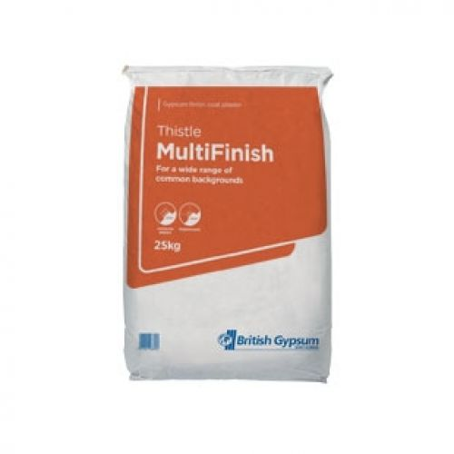 GYPSUM MULTI FINISH THISTLE PLASTER BAG 25kg..