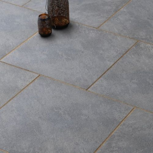 PAVESTONE SIMPLY PORCELAIN 600 x 600 x 16mm 06600217 MYSTIQUE ANTIQUE VERDE