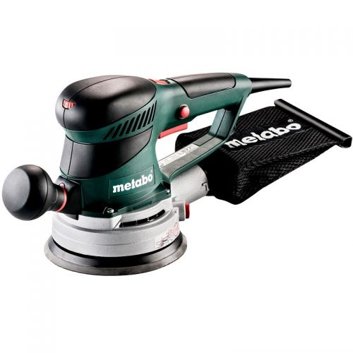 METABO SXE450 240v PRO PACK DUAL ORBITAL SANDER 150mm