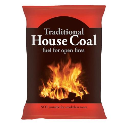 CPL TRADITIONAL HOUSE COAL 20kg 113020