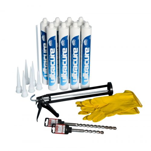 WYKAMOL DAMP PROOFING KIT ULTRA380MKIT