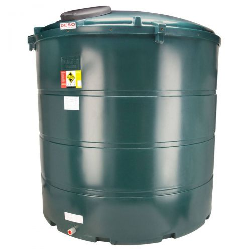 DESO V5000BTGK 5000l VERTICAL BUNDED OIL TANK INCLUDING SIGHT GAUGE AND KIT