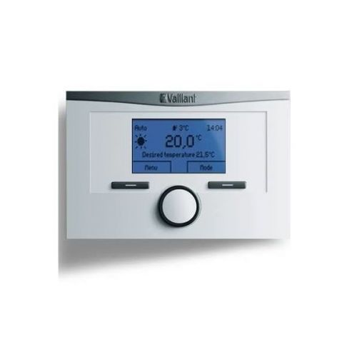 VAILLANT 0020124475 ECOTEC VRT350 WIRED PROGRAMMABLE ROOM THERMOSTAT 105478