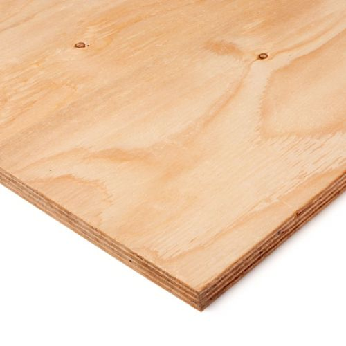 MARINE PLYWOOD 8 x 4' x 6mm EN636-3 COMPLIANT TO BS1088