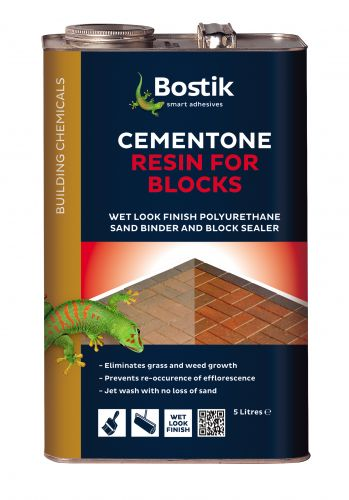 CEMENTONE RESIN FOR BLOCKS 5l WET LOOK 30812552