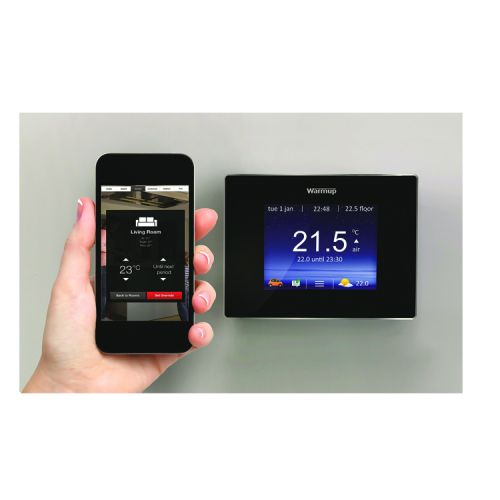 WARMUP SMART WIFI THERMOSTAT 4iE