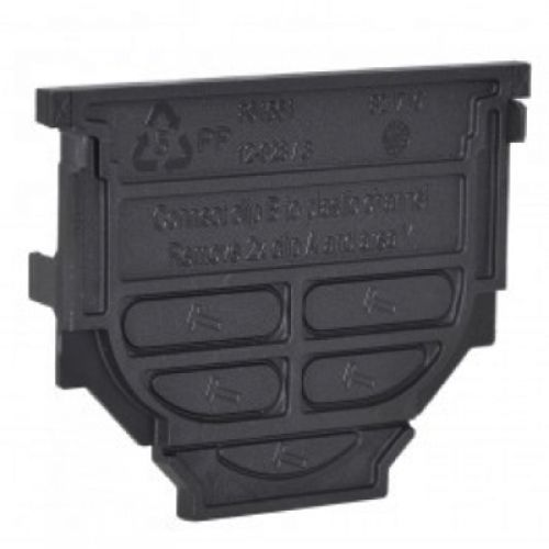 ACO RAINDRAIN CLOSING END CAP 319288