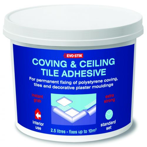 EVO CEILING AND COVING ADHESIVE 2.5l 30811671