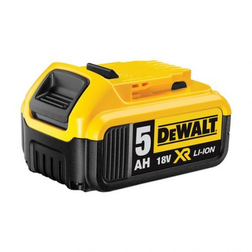 DEWALT DCB184-XJ 18v 5.0ah XR LI-ION BATTERY