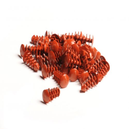 WYKAMOL ULTRACURE PLASTIC INJECTION PLUGS FOR MORTAR HOLES RUSTIC IP12MMRUSTIC