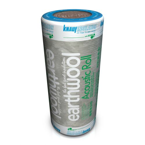 KNAUF EARTHWOOL ACOUSTIC ROLL 1200 x 400 x 100mm (11.00m2) 2438514