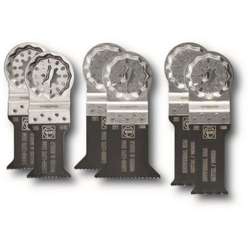 FEIN 35222952300 BEST OF E-CUT BLADES SET (6 PIECE )