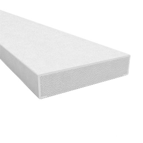 Freefoam FB28 28mm Batten Window Trim White