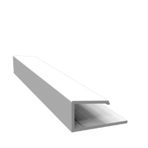 Freefoam FC3023 2 Part Internal Edge Trim White