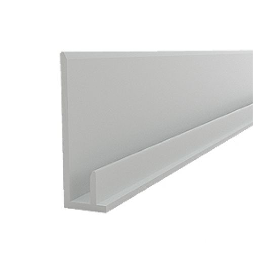 Freefoam FCF2123 Standard Cladding Starter Trim White