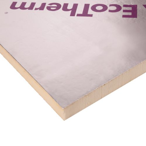 ECOTHERM FOILBOARD 2400 x 1200 x 75mm