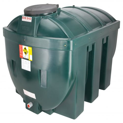 DESO H1235BT 1235l HORIZONTAL BUNDED OIL TANK