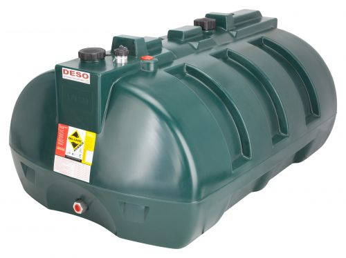 DESO LP1230T 1230l LOW PROFILE OIL TANK
