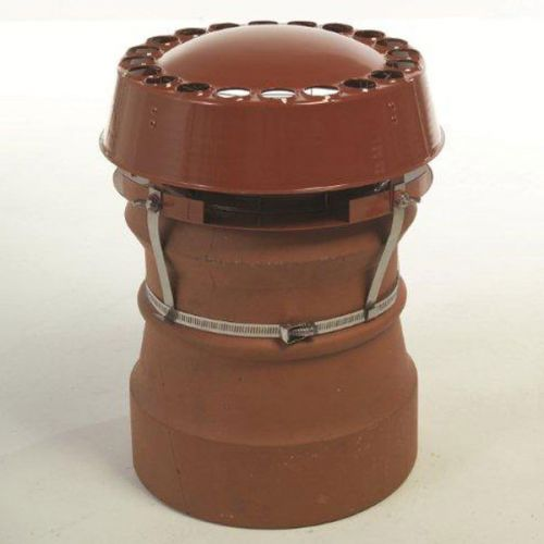 MAD COWL STRAP FIXING TERRACOTTA No 1