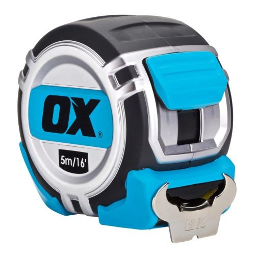OX PRO METRIC/IMPERIAL 5m TAPE MEASURE OX-P028705