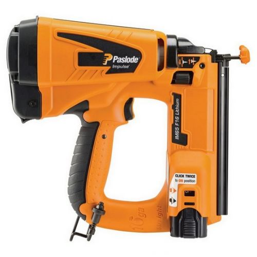 PASLODE 013324 IM65 2ND FIX LI-ION STRAIGHT BRAD NAILER WITH BATTERY