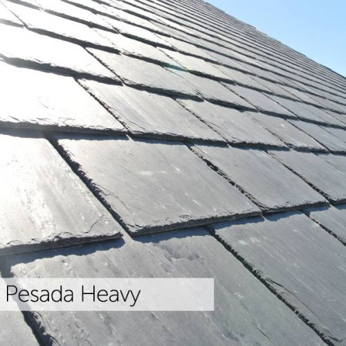 400 x 250mm PESADA HEAVY SPANISH SLATE 7-9mm EXCLUSIVE TO HUWS GRAY