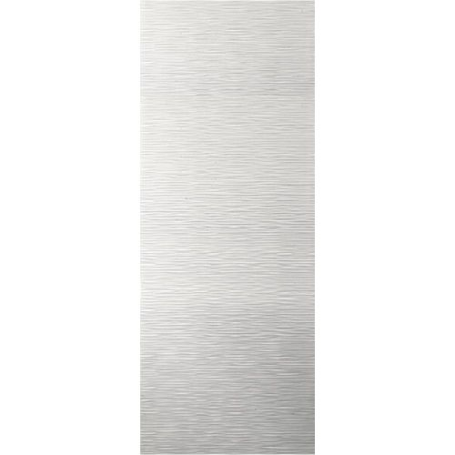 JB Kind White Moulded Ripple Textured Effect Door