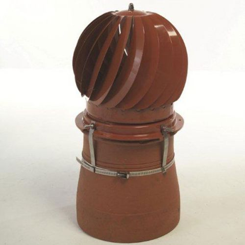 MAD SPINNER COWL TERRACOTTA No 18