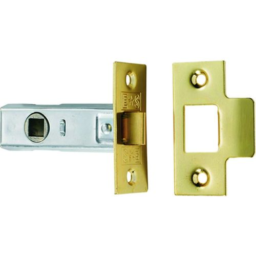 TUBULAR MORTICE LATCH 76mm TL3/BP/EB