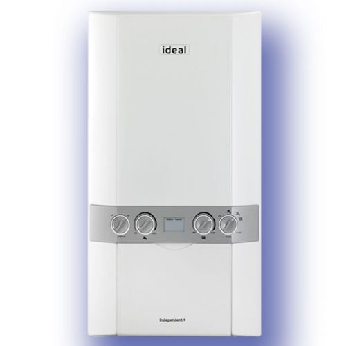 IDEAL INDEPENDANT C35+ COMBI BOILER & CLOCK 215433 100744