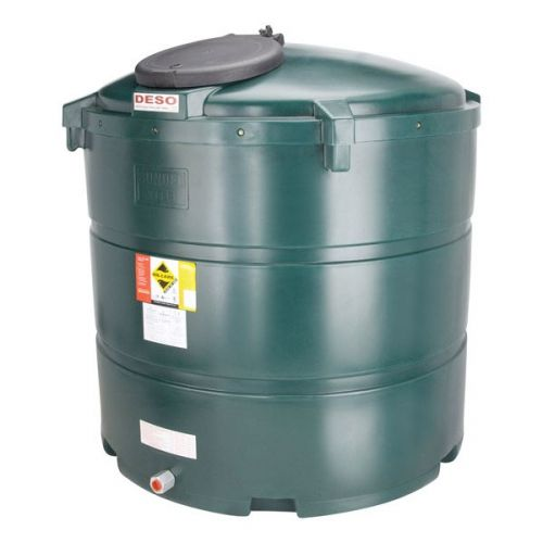 DESO V1340BT 1340l VERTICAL BUNDED OIL TANK