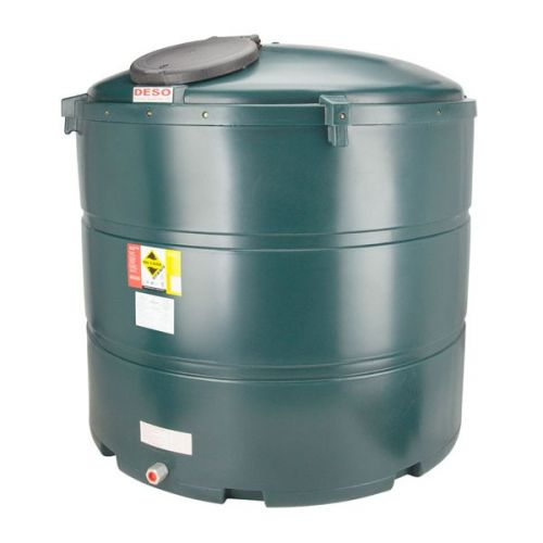 DESO V2455BT 2455l VERTICAL BUNDED OIL TANK